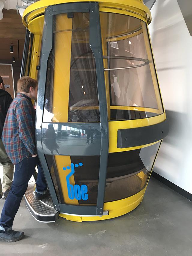 Google Boulder Office Ski Lift