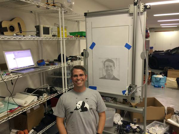 Matt Cutts Wearing Panda Shirt