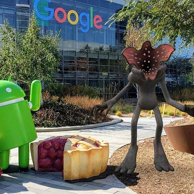 Demogorgon At Google