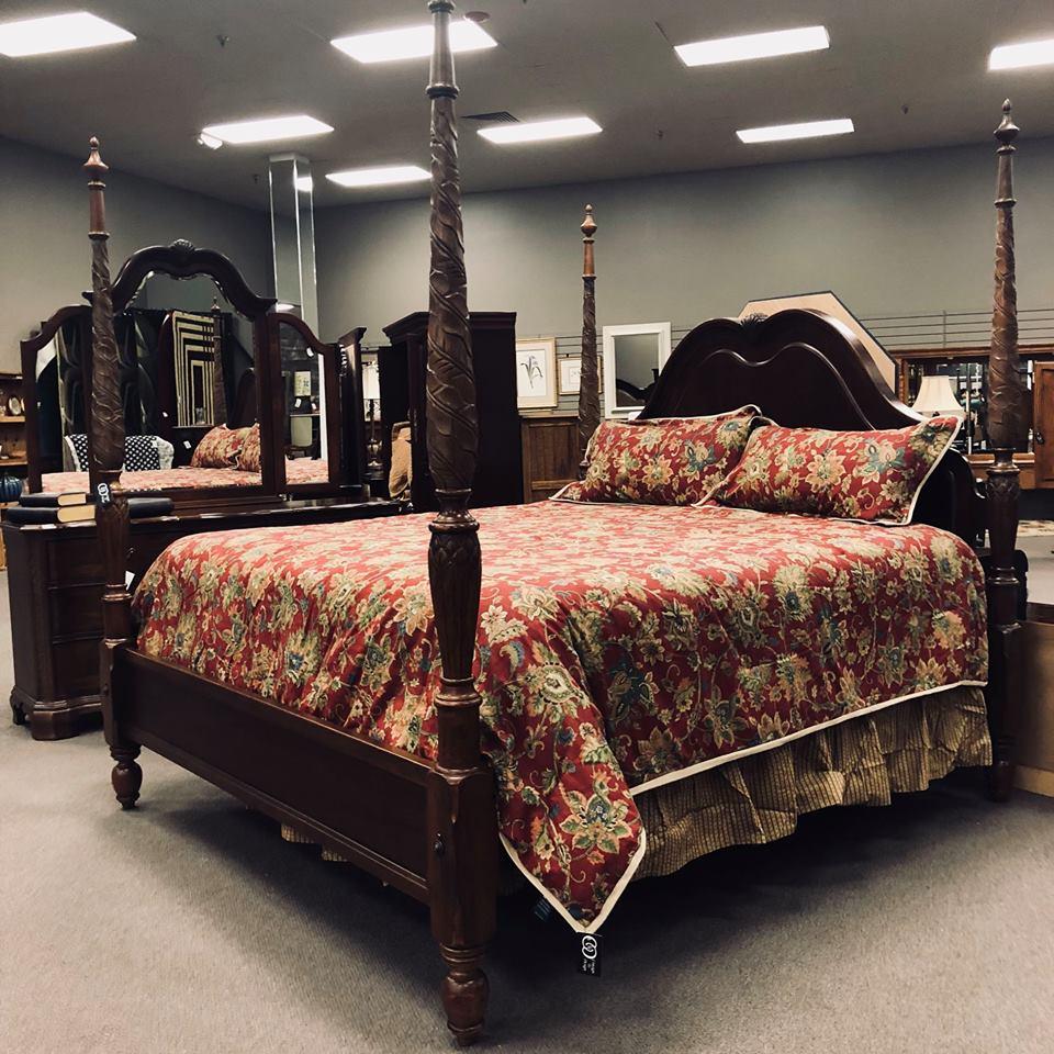 ralph lauren king red comforter set