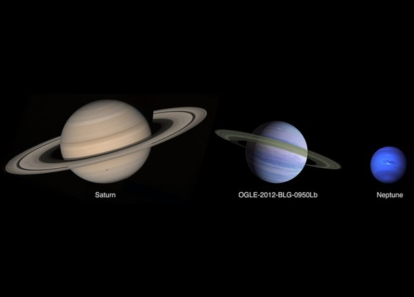 Microlensing Reveals Sub-Saturn Giant Planets are Common ...