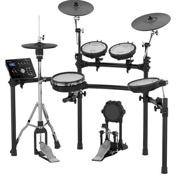 Roland TD 25K S V Drums   Electronic Percussion   Drum Set   Steve     Roland TD 25K S V Drums Electronic Drum Set
