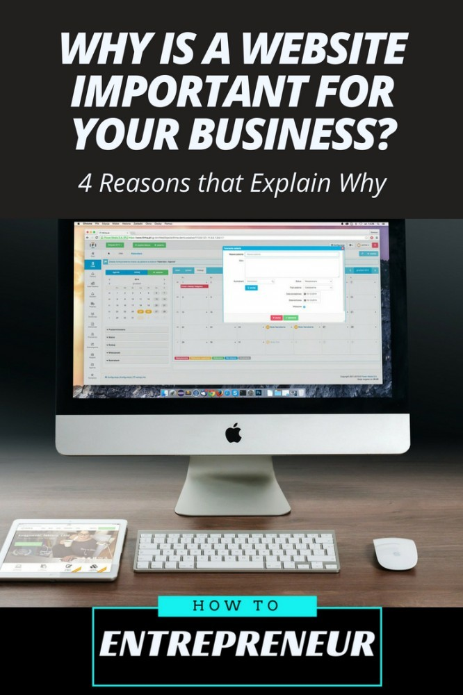 why is a website important for your business
