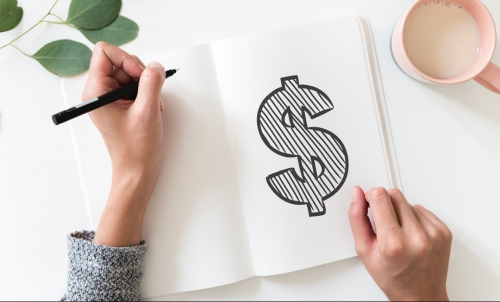 how to budget and save money for