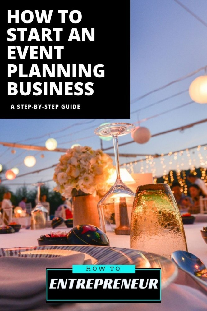 how to start an event planning business by https://howtoentrepreneur.com