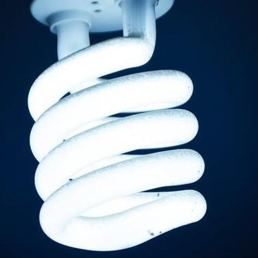 LED Lightbulb - Winter Depression Symptoms