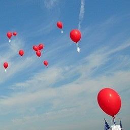 A Baloon Let Go - Say No And Let Go