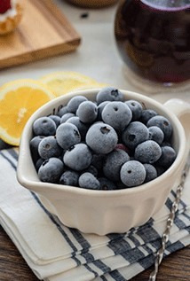 how blueberries impact your system