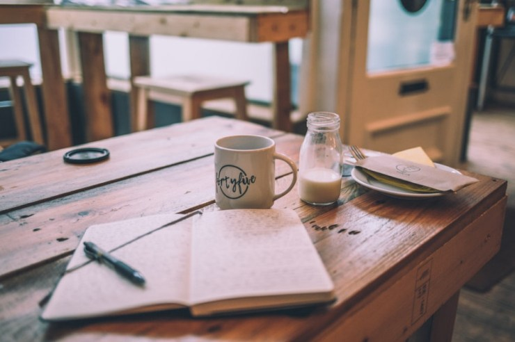 Top ten thrives of journal writing