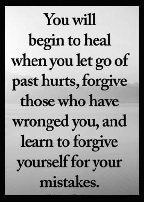forgiveness is freedom