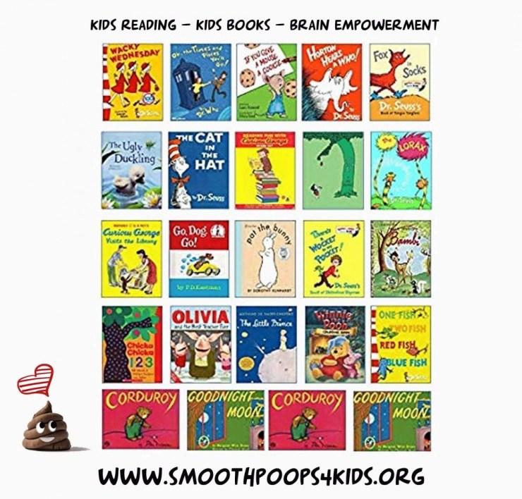 books empower brains
