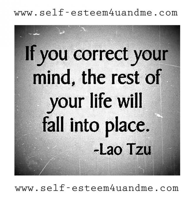 correctness of mind