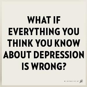 depression books on Amazon