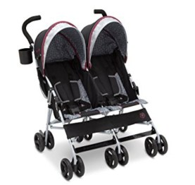 Double Umbrella Stroller for Twins