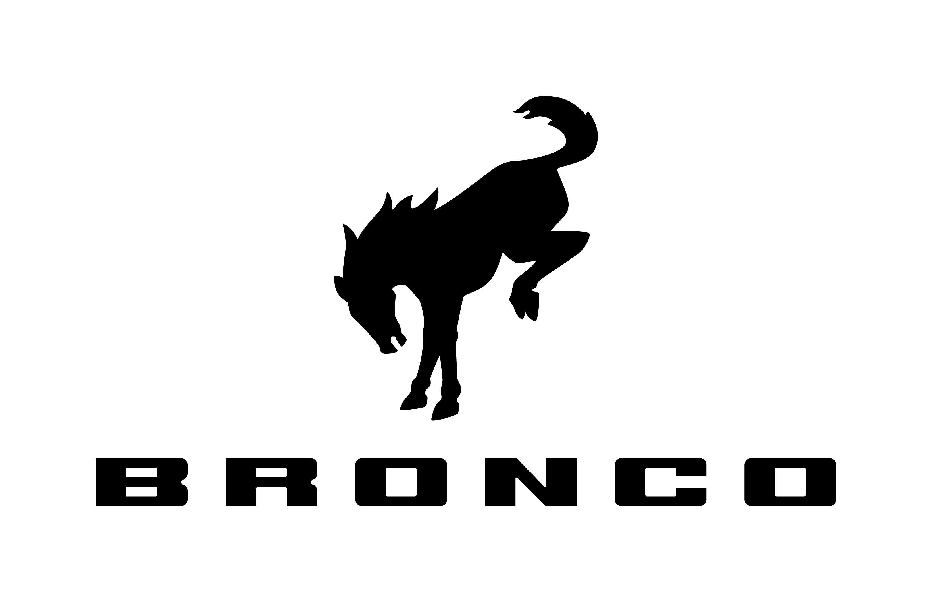 Ford Teases Bronco Logo Takes Us One Step Closer To