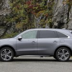Review 2020 Acura Mdx Tech Plus Wheels Ca
