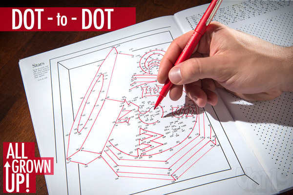 The Greatest Dot To Dot Adventure Book Series