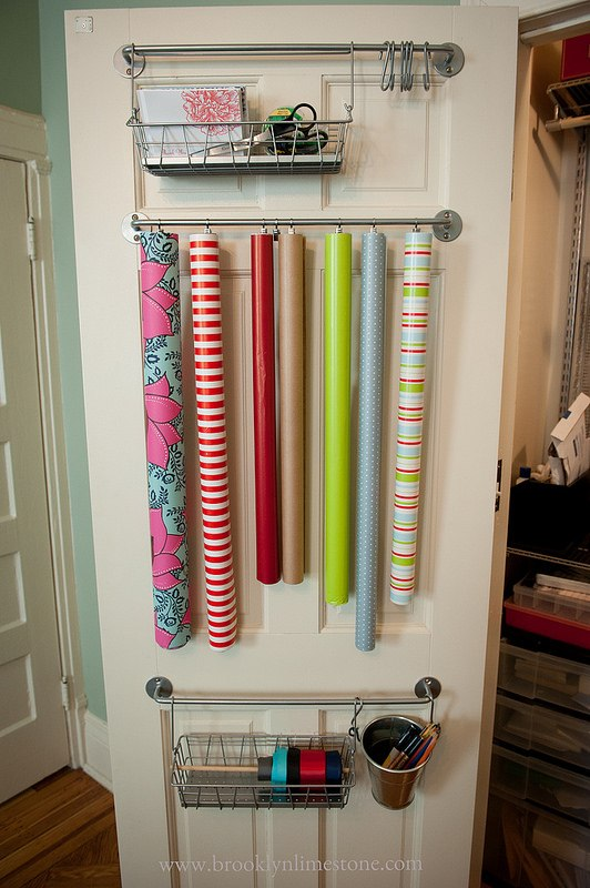 13 clever ways to use towel bars around