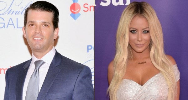 Trump Jr.'s Alleged Affair With 'Celebrity Apprentice ...