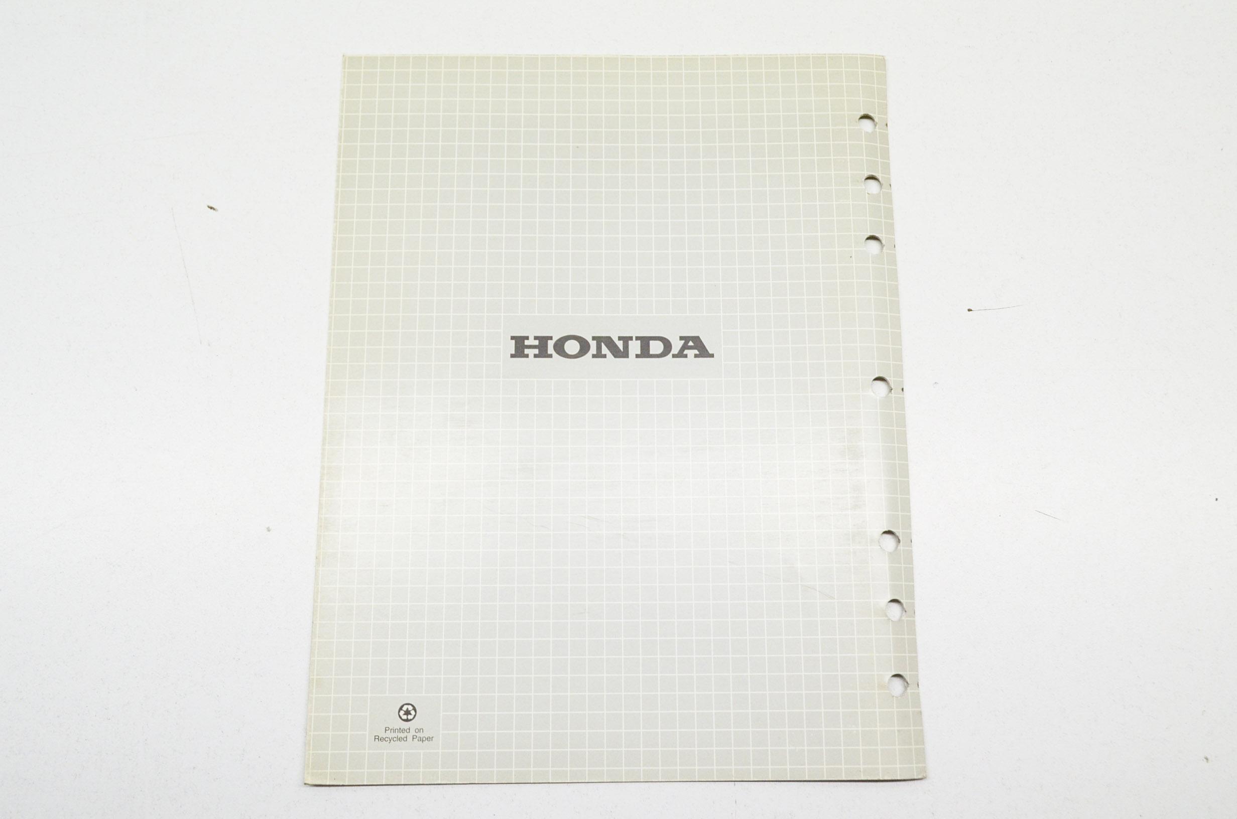 Honda Ex 4500 Generator Diagram Of Parts Es4500 A Jpn Vin