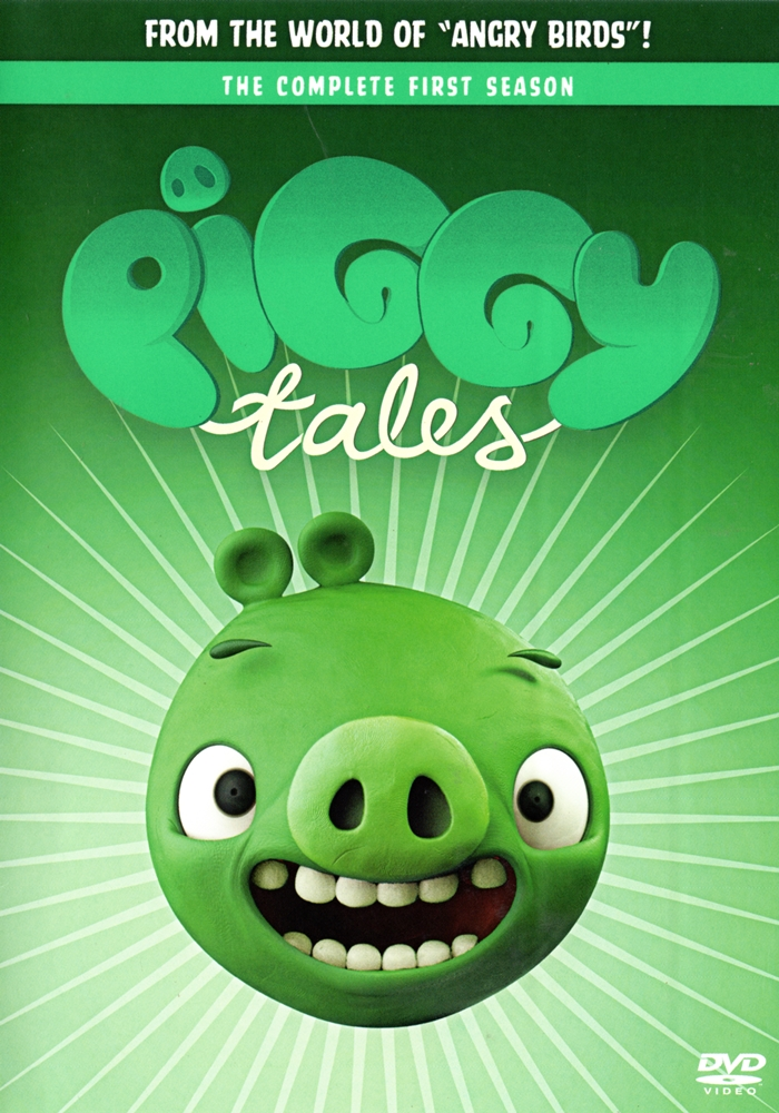 Angry Birds Piggy Tales The Complete First Season The Internet Animation Database