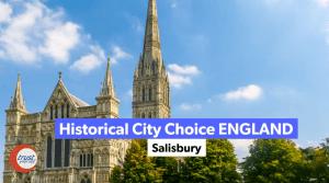 Salisbury   Schüleraustausch in England mit Trust your Self