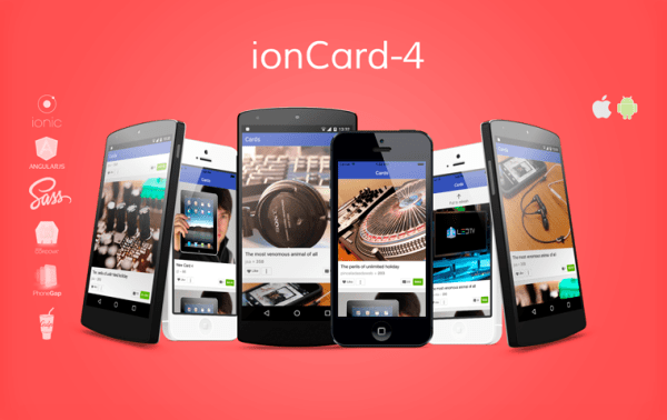 Card4-ionic-card-theme - Ionic Marketplace
