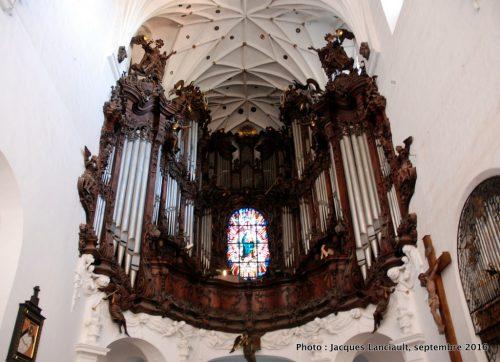 Orgue de la cathédrale d'Oliwa, Gdańsk, Pologne