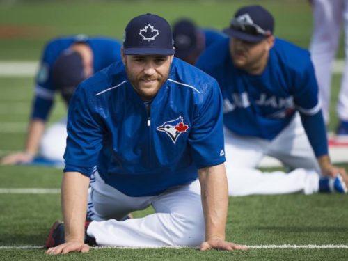 Russell Martin, Blue Jays de Toronto