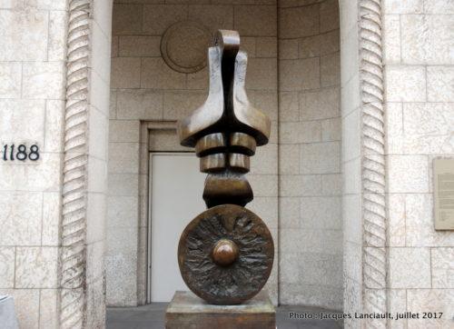 SunbirdII, Sorel Etrog, Balade pour la Paix, Montréal, Québec