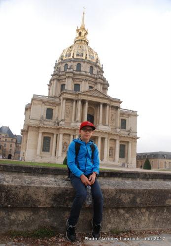 Dôme des Invalides, Paris, France