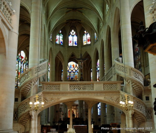 Église Saint-Étienne des Monts, Paris, France