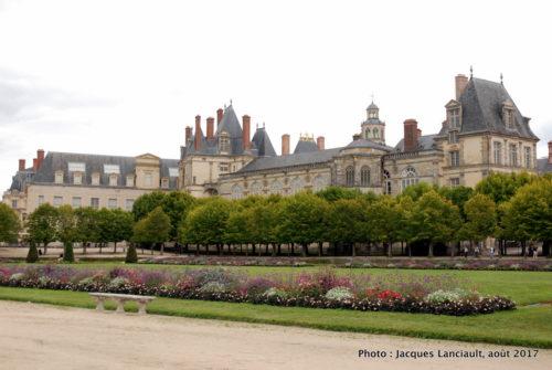 Château de Fontainebleau, Seine-et-Marne, France