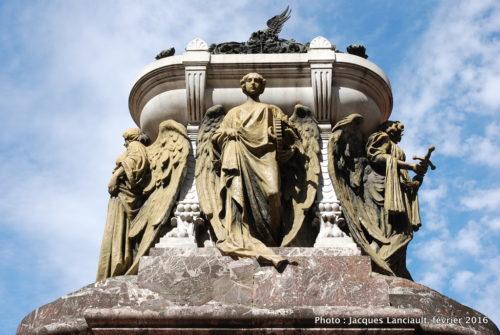 Mausolée du général Belgrano, Basílica Nuestra Señora del Rosario, Buenos Aires, Argentine