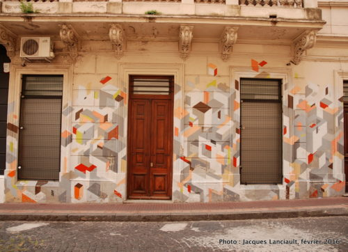 Pasaje Giuffra, San Telmo, Buenos Aires, Argentine