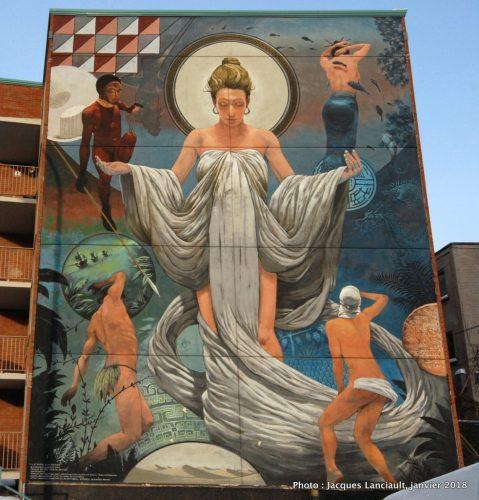 La 6e sphère de la culture, Montréal, Québec