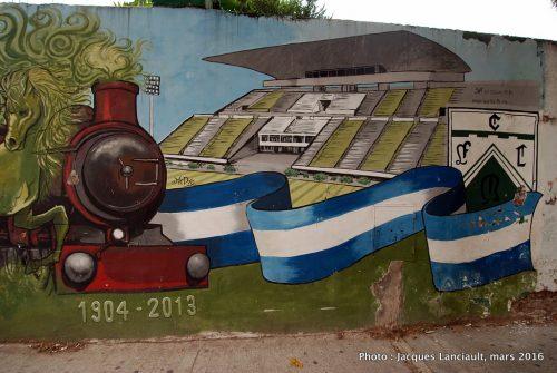 Club Ferro Carril Oeste, Buenos Aires, Argentine