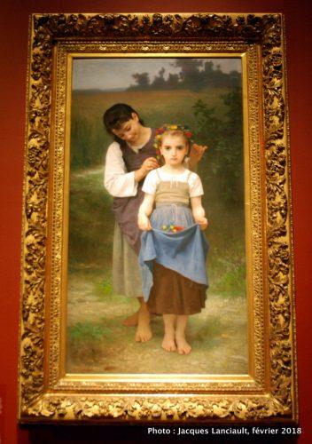 Parure des champs, Musée des beaux-arts de Montréal