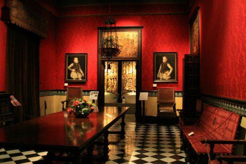Museo de Arte Español Enrique Larreta, quartier Belgrano, Buenos Aires, Argentine