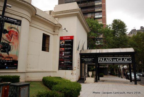 Le Palais de Glace, quartier Recoleta, Buenos Aires, Argentine