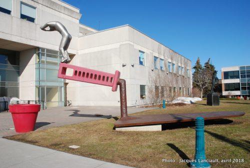 Trampolino, Laura Santini, Saint-Léonard, Montréal, Québec