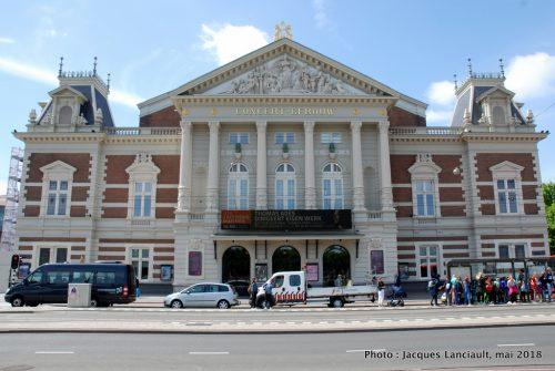 Concertgebouw, Amsterdam, Pays-Bas