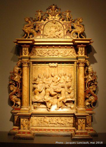 La Cène, Rijksmuseum, Amsterdam, Pays-Bas