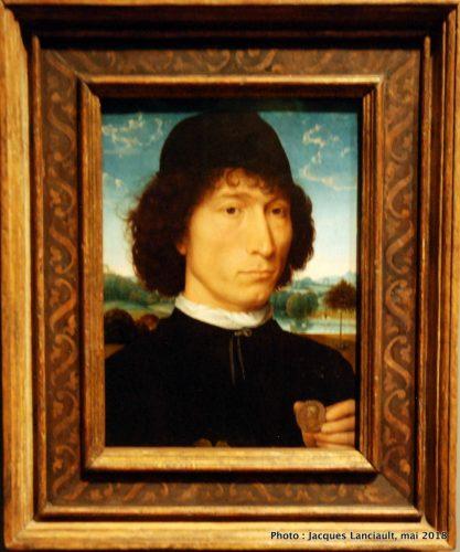 Portrait de Bernardo Bembo, Rijksmuseum, Amsterdam, Pays-Bas
