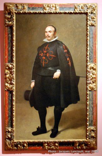 Don Pedro de Barberana y Aparregui, Rijksmuseum, Amsterdam, Pays-Bas