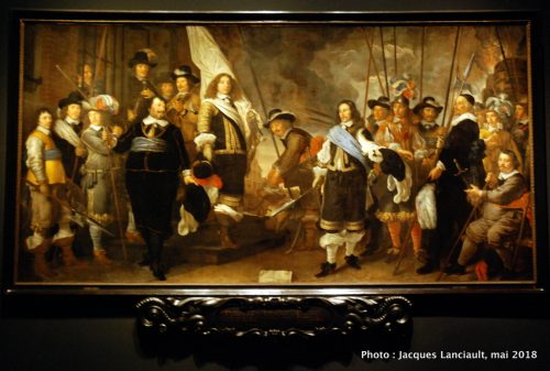 Galerie de portraits du siècle d'or néerlandais, Hermitage-Amsterdam, Amsterdam, Pays-Bas