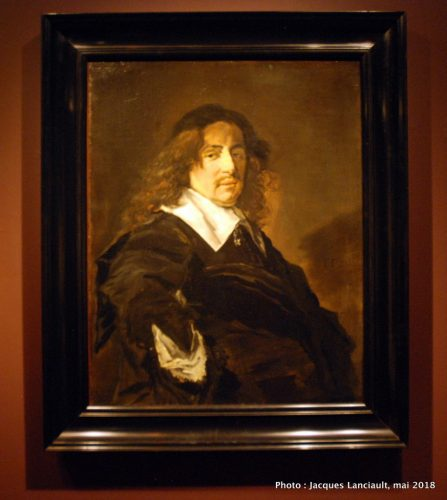 Portrait d'un homme, Hermitage Amsterdam, Amsterdam, Pays-Bas