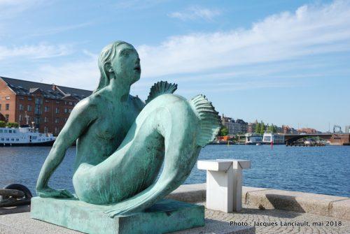 Sirène, Copenhague, Danemark