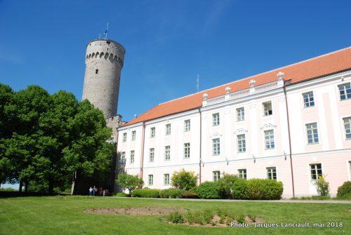 Pikk Hermann, Château de Toompea, Tallinn, Estonie
