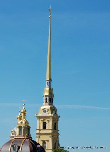 Cathédrale Saint-Pierre et Saint-Paul, Saint-Pétersbourg, Russie